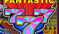 Автомат Фантастические Семерки в Вулкан 24