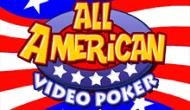 Игровой автомат All American Video Poker Multihand